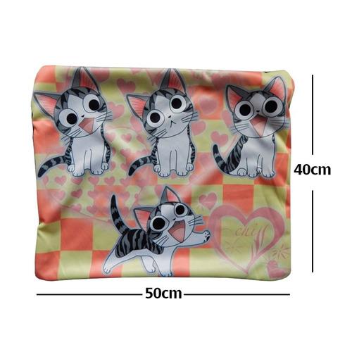 chi's sweet home funda de almohada gatitos de 40 x 50 cm