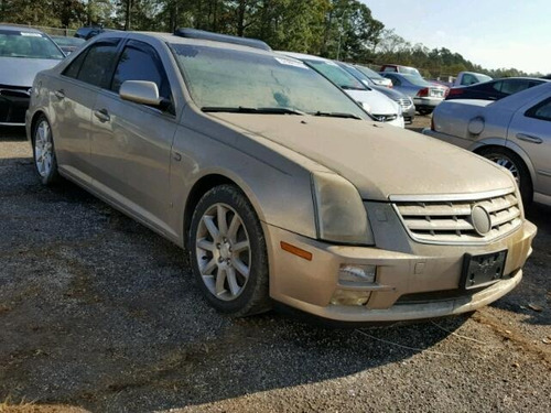chisgueteros cadillac sts 2006