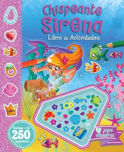 chispeante sirena(libro infantil y juvenil)