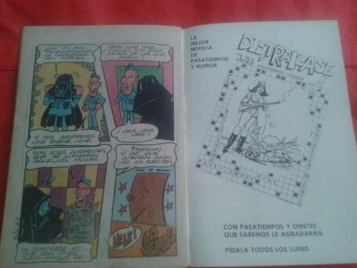 chiss simón simonazo#311 primera edición 1984