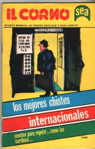 chistes internacionales - il corno