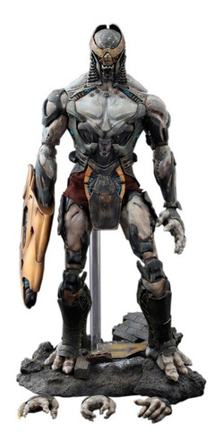 chitauri footsoldier - the avengers - hot toys