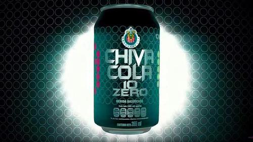 chiva cola ( bebida gasificada sabor a cola 0 quimico)
