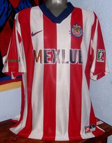 buy popular 0562c 3db85 Chivas Guadalajara Nike Local 1997 Ramon Ramirez De Epoca