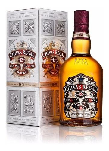 chivas regal 12 años whisky escoces importado villa crespo