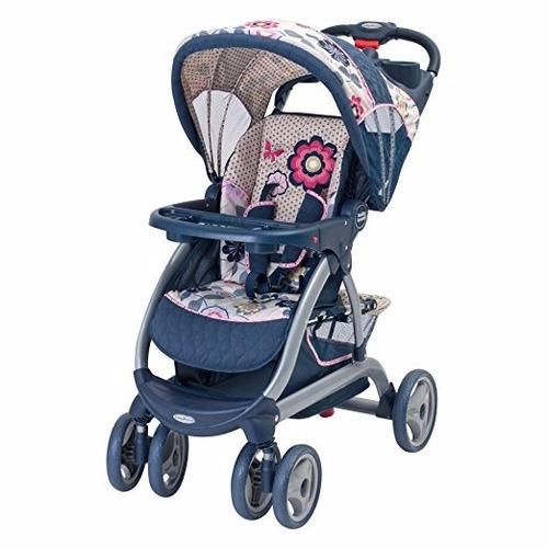 chloe coche bebe portátil compacto niña