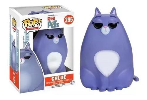 chloe funko pop vida secreta de las mascotas funko pop