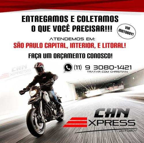 chn express, serviços de motoboy.