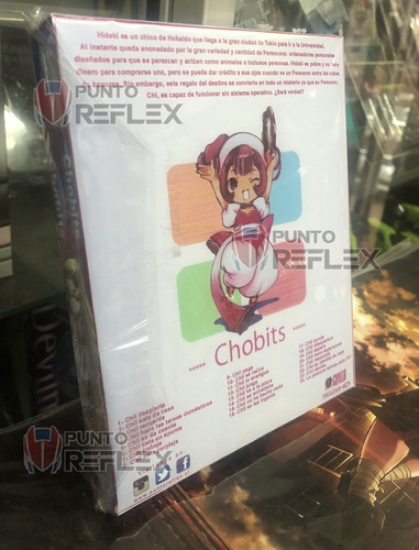 chobits bluray box