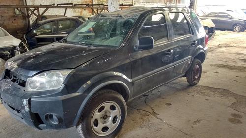 chocada ford ecosport 2012 dada de baja total