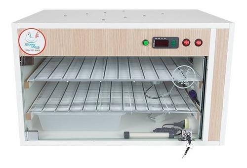 chocadeira 220 ovos alta eclosão com umidade 7 ventiladores