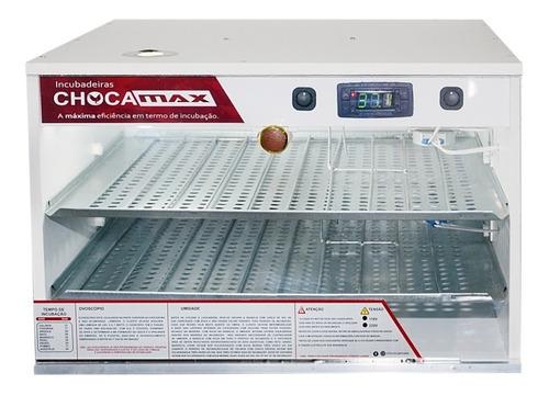 chocadeira ovoscópio 180 ovos de galinha automática digital