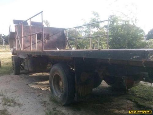 chocados camiones