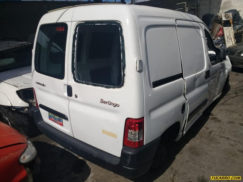 chocados citroën berlingo