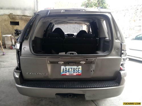 chocados ford xl7