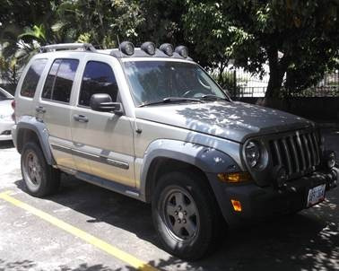chocados jeep
