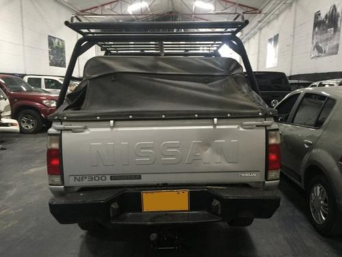chocados otros nissan d22 frontier 2015 diesel 4x4 chocado