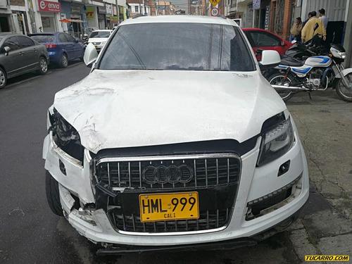 chocados otros  wagon v6 3.0 tdi