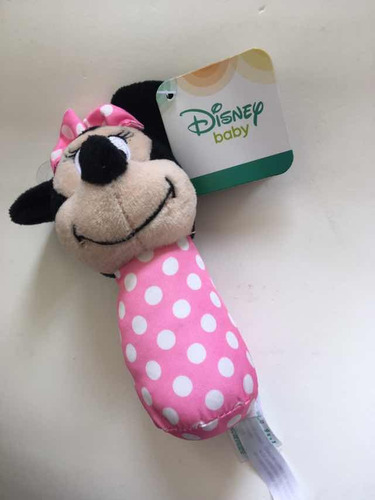 chocalho disney baby, minnie mouse