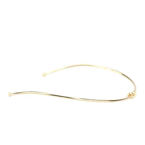 chocker nó dourada - cl020065