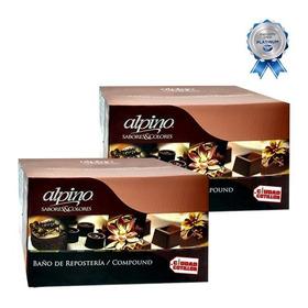Chocolate Alpino Bulto 5 Kg L S B- Ciudad Cotillón