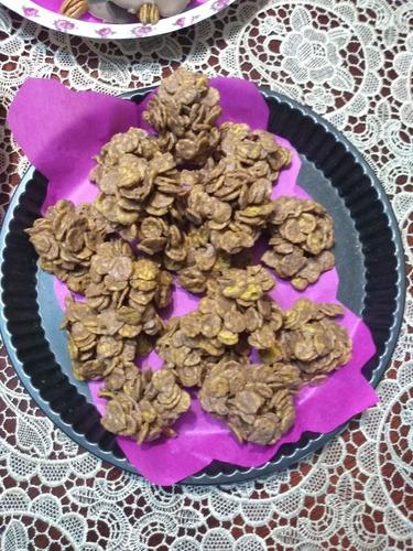 chocolate artesanal para mesas de dulces