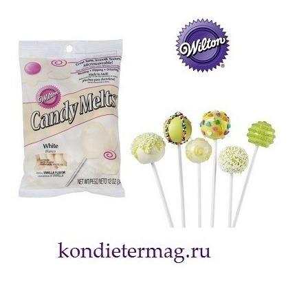 chocolate blanco bolsa de 340gr. wilton 03-3097