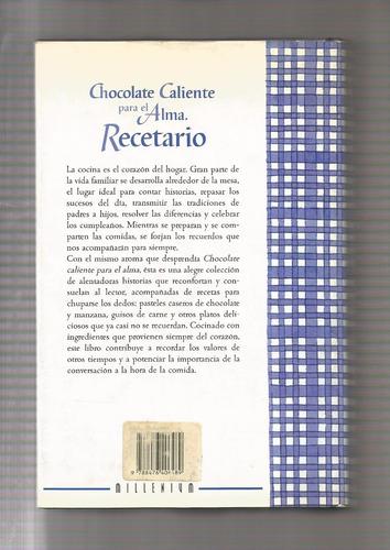 chocolate caliente para el alma recetario jack canfield