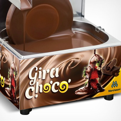 chocolate choco derretedeira