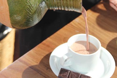 chocolate clasico oaxaqueño 1 kg.