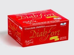 chocolate diabetfort 50 gr