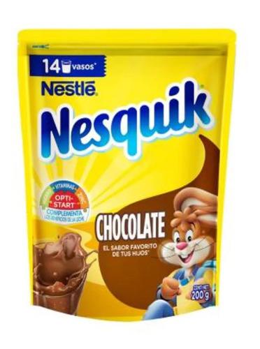 chocolate en polvo nesquik 200 g