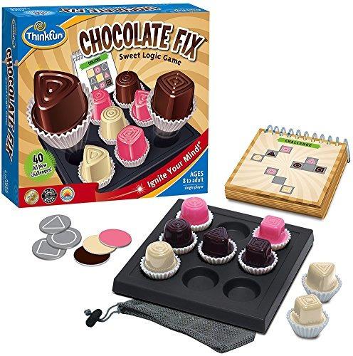 chocolate fix juego