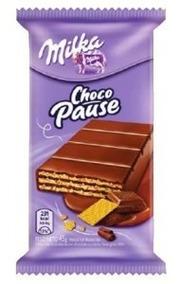 Chocolate Milka Chocopause 45gr X1 Origenbrasil
