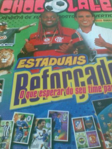 chocolate n 4 -estaduais reforçados -poster champions league