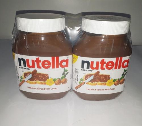 chocolate nutella original 750 grs.