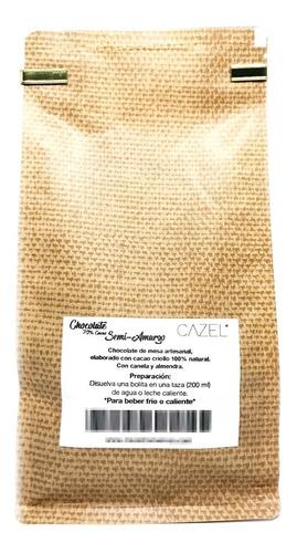 chocolate oaxaqueño tradicional canela y almendras 500g