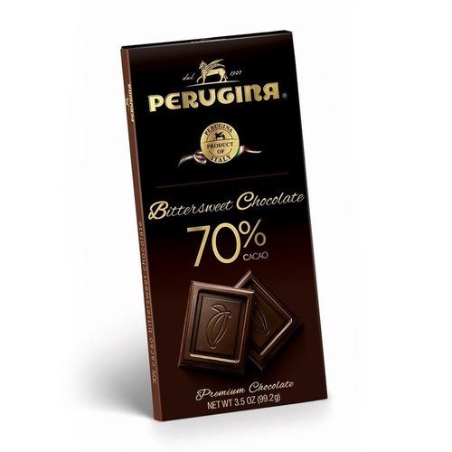 chocolate perugina nestle 70% cacau 100g - produto importado