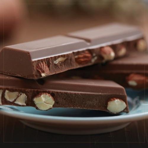 chocolate  sahne nuss grande com amêndoas nestlé chile 250g
