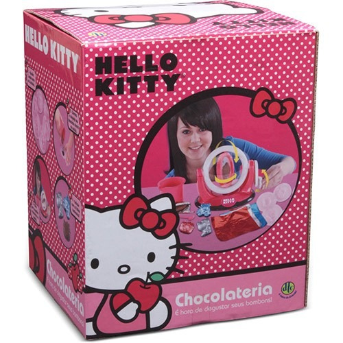 chocolateria hello kitty - dtc