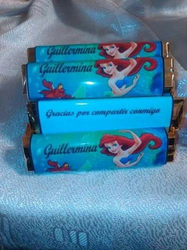 chocolates 23 grs nikolo $ 18 c/u pago acordar c vendedor