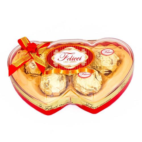 chocolates felicci regalo x5 - kg a $13