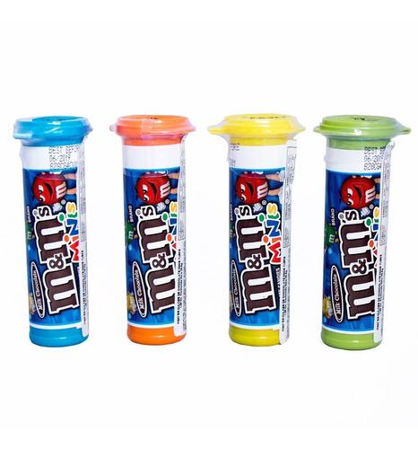 chocolates mym mini tubo x 24 - kg a $5