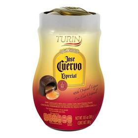 Chocolates Rellenos Con Tequila José Cuervo  Frasco 300 G