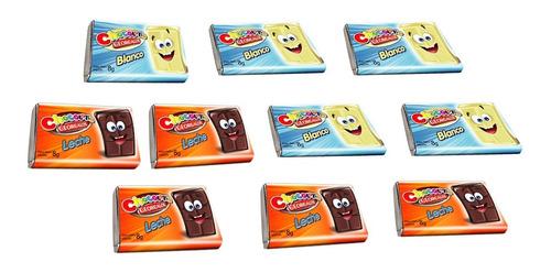 chocolatin georgalos promo x10un - barata la golosineria
