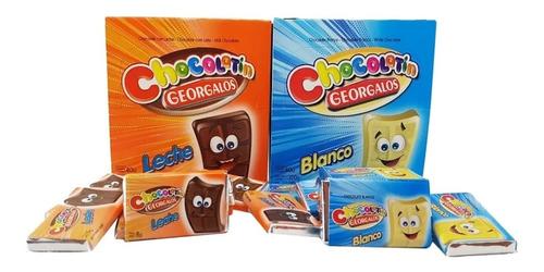 chocolatin georgalos x40u oferta promo barata la golosineria