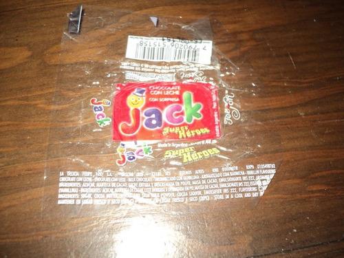 chocolatines jack envoltorio
