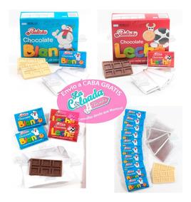 ade54fc6125b Chocolatines Paulista X48unid Candy Bar La Colgada Tienda A1