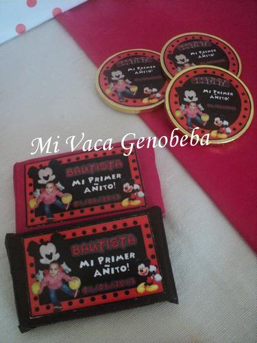 chocolatines personalizados- candy bar