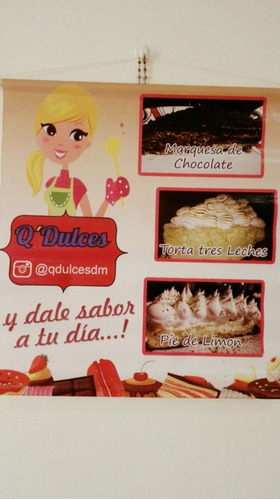 chocotorta , lemon pie, torta tres leches